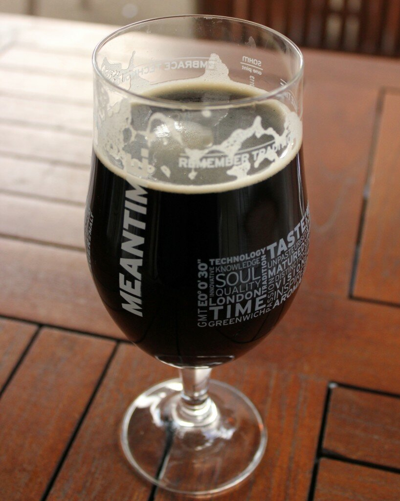Meantime - Old Brewery Greenwich - London Stout