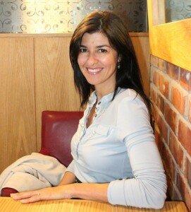 Claudia Vieira é mestre