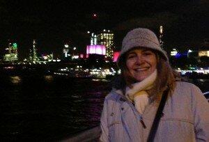 Monica - Recepção turística em Londres