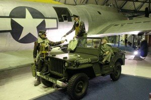 Royal Air Force Museum - Mapa de Londres