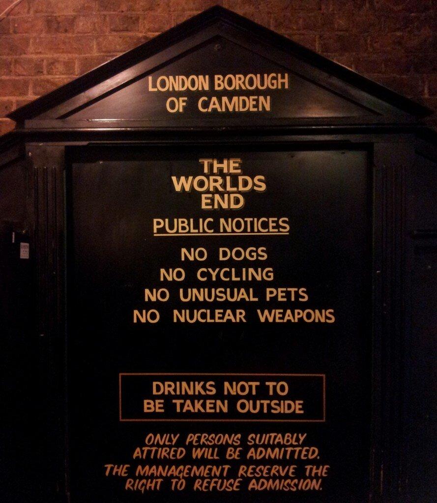 Nada de armas nucleares ou animais esquisitos