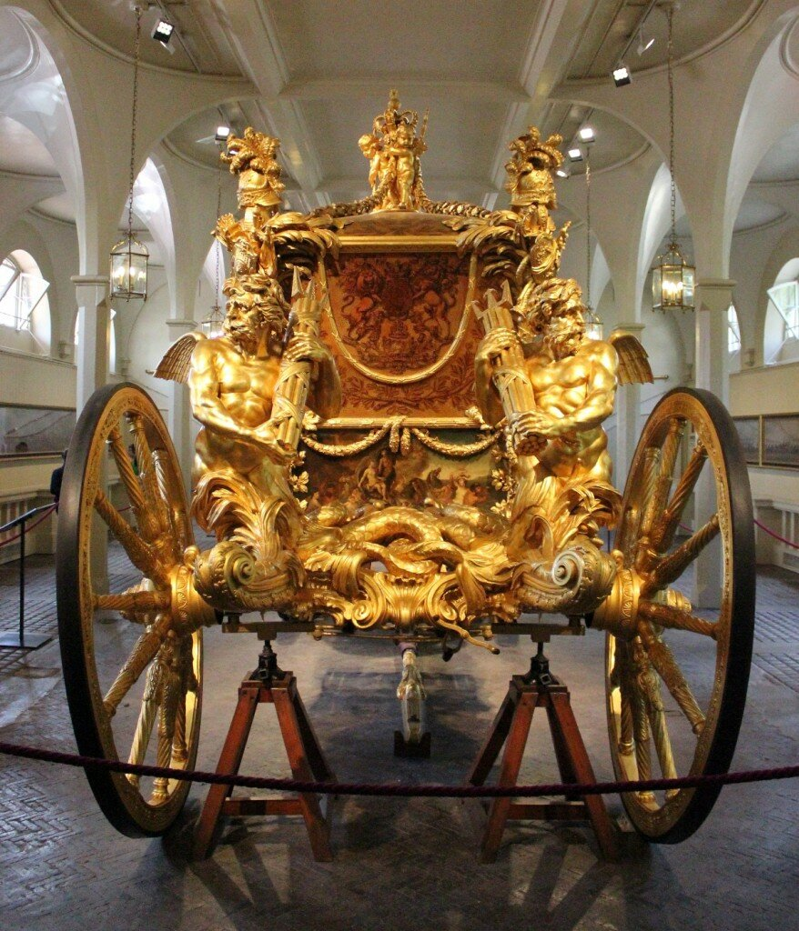 Royal Mews - Mapa de Londres