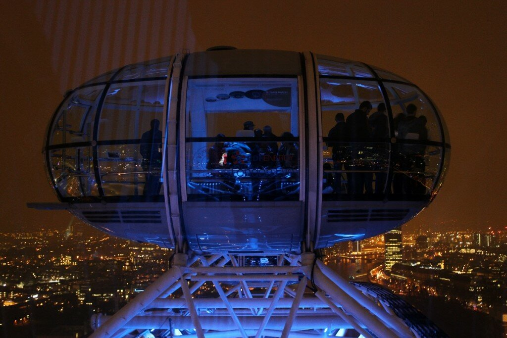 London Eye em Westminster
