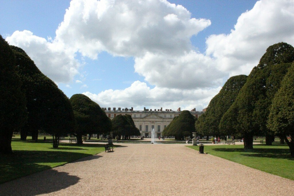 Hampton Court Palace. Foto: Mapa de Londres