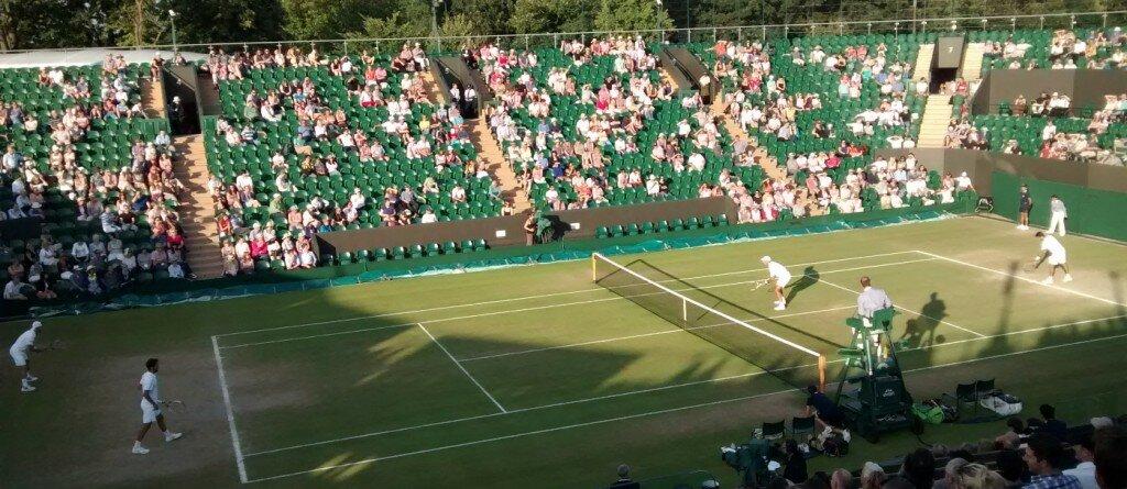 Wimbledon - Mapa de Londres