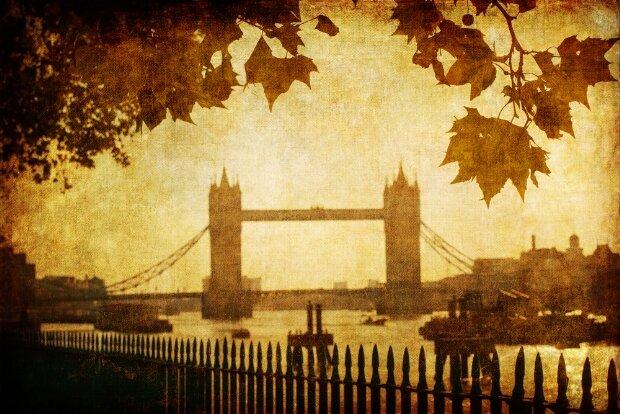 Londres ganha belos contornos no outono. Foto: Shutterstock