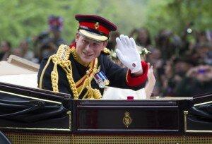 Com 30 anos, o príncipe fica um pouquinho mais rico. Mr Pics / Shutterstock.com