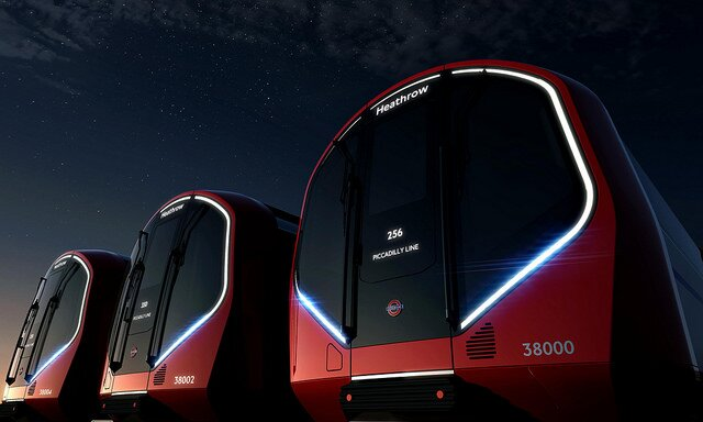 Novo metrô de Londres