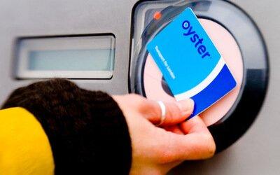 Londrino: como irritá-lo | Oyster card