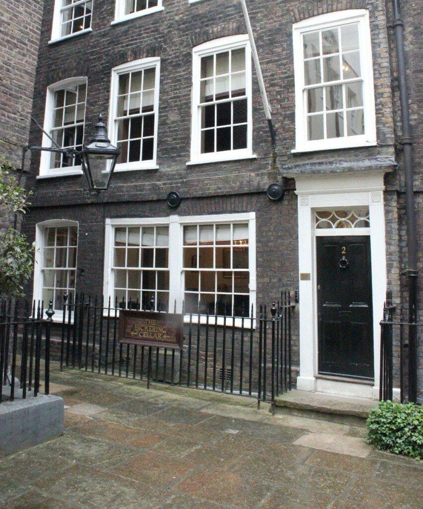 Pickering Place, onde ocorreu o último duelo. Foto: Mapa de Londres