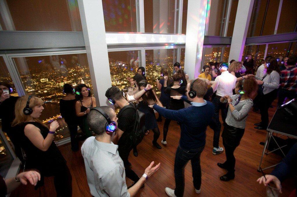 Já imaginou dançar assim? Foto: Divulgação