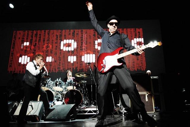The Who faz show para celebrar 50 anos de banda. Foto: Divulgação