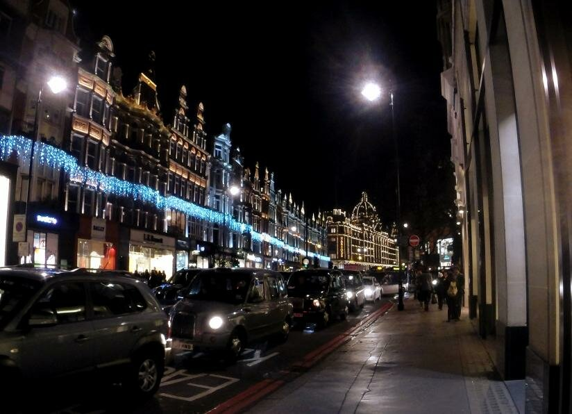 Oxford Street - Mapa de Londres