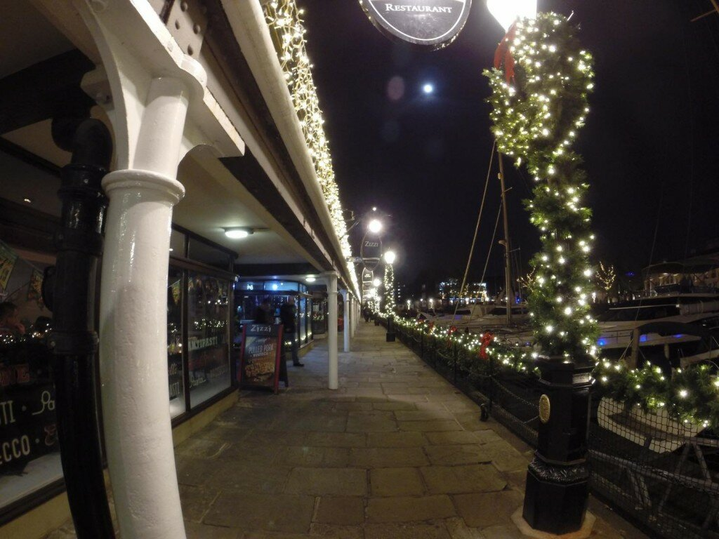 St Katherine Docks - Docas