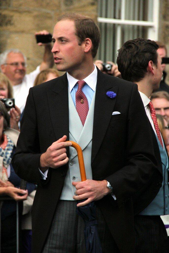 Príncipe William, o atual Duque de Cambridge. Foto: C.C 2.0 TheMatthewSlack