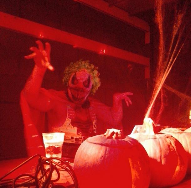 Zombie Disco é a festa pós-apocalíptica. Foto: Carlos Idiart