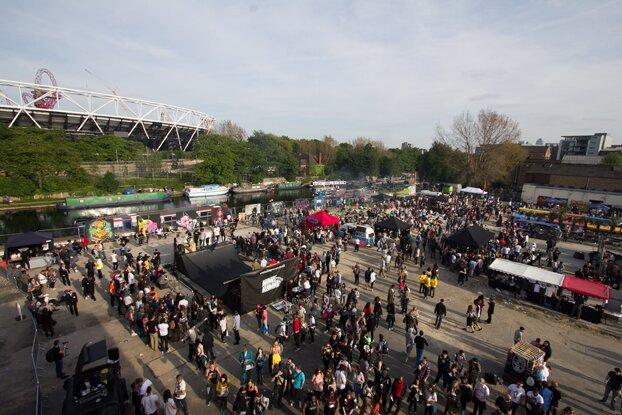 Música, esporte e diversão são os atrativos do evento. Foto: Divulgação