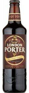 Fuller's London Porter. Foto: Divulgação