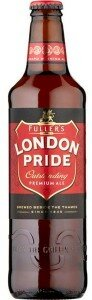 Fuller's London Pride. Foto: Divulgação