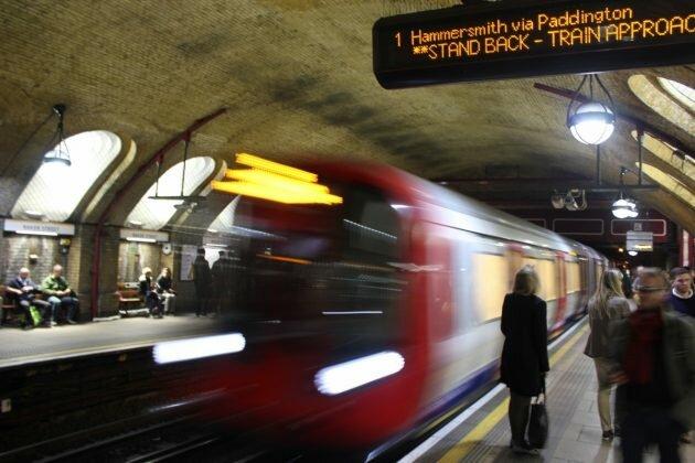 Estação de Metrô de Baker Street