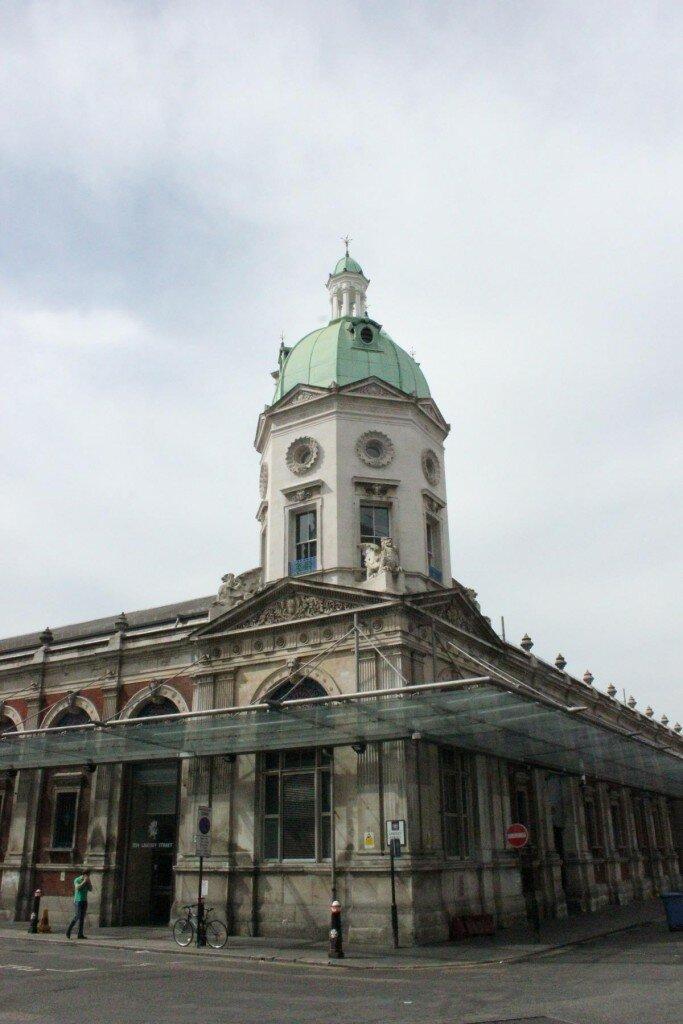 Smithfield Market - Londres