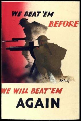 10 peças da propaganda britânica na Segunda Guerra