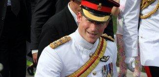 Príncipe Harry - Mapa de Londres