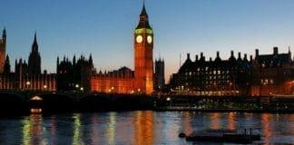 Big Ben - Mapa de Londres