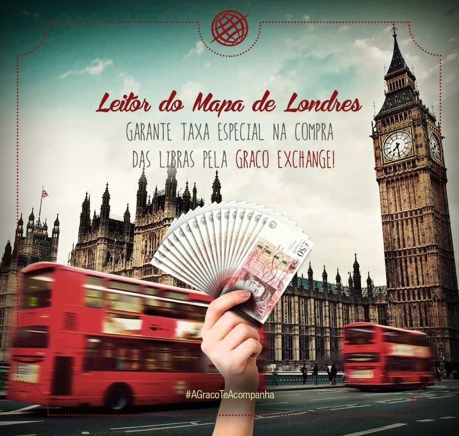 Mapa de Londres - Graco Exchange