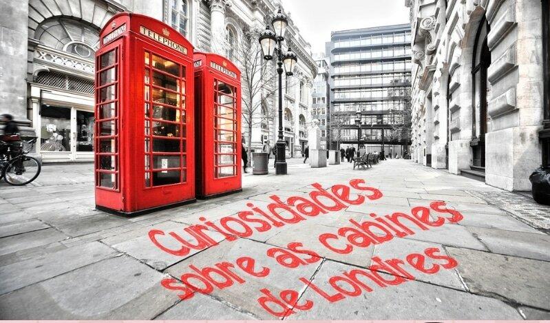 Cabines de Londres
