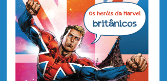 Capa: Heróis da Marvel