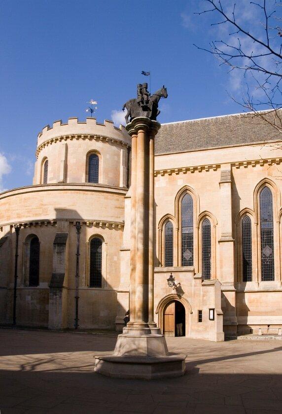 Temple Church em Londres
