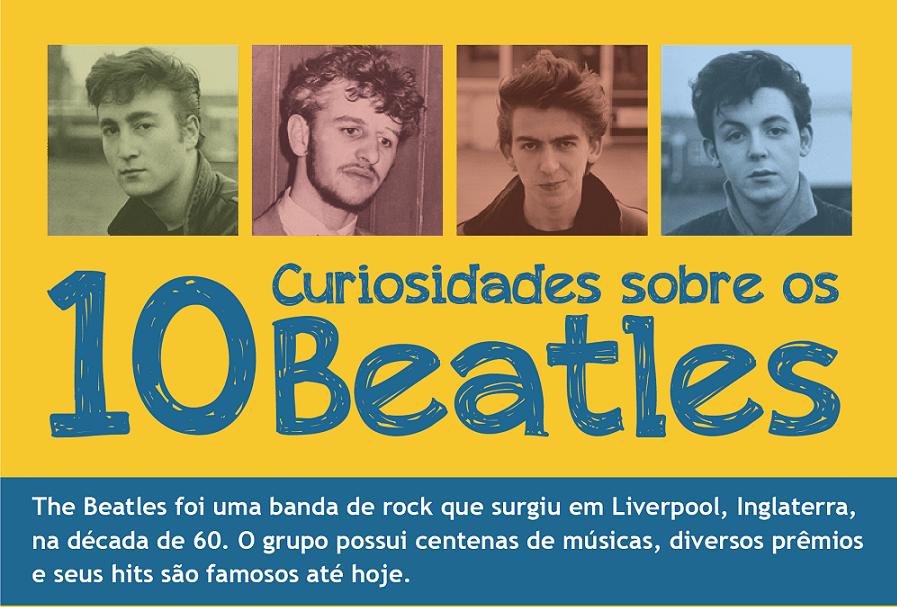 Curiosidades sobre os Beatles