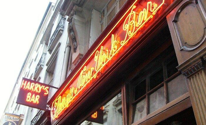 Bloody Mary e o Harry's New York Bar em Paris