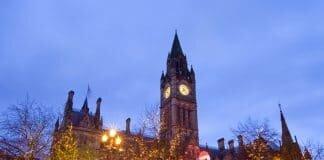 Manchester na Inglaterra
