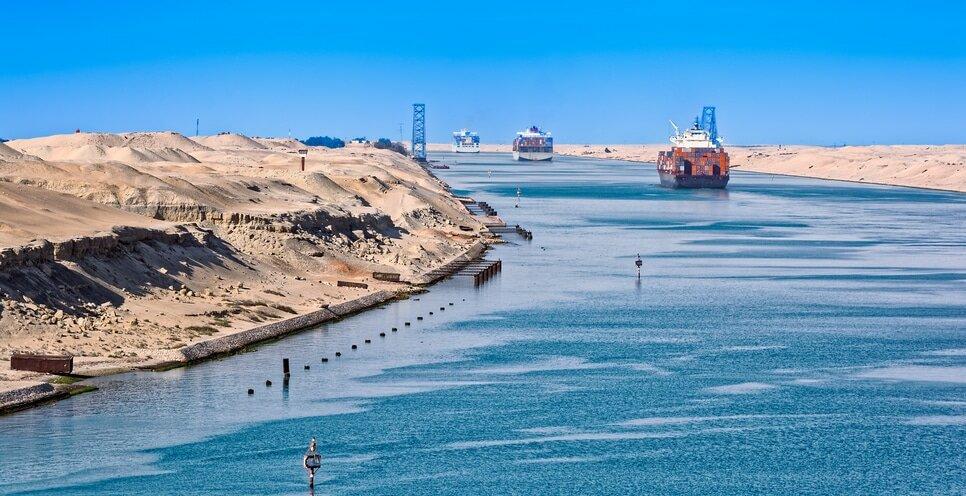 Suez - Volta ao Mundo em 80 Dias
