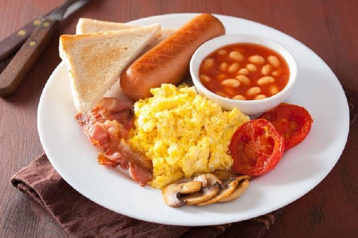 Full english breakfast - iStock