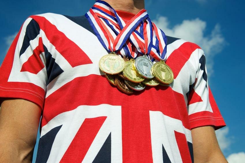 Time da Grã-Bretanha nas Olimpíadas