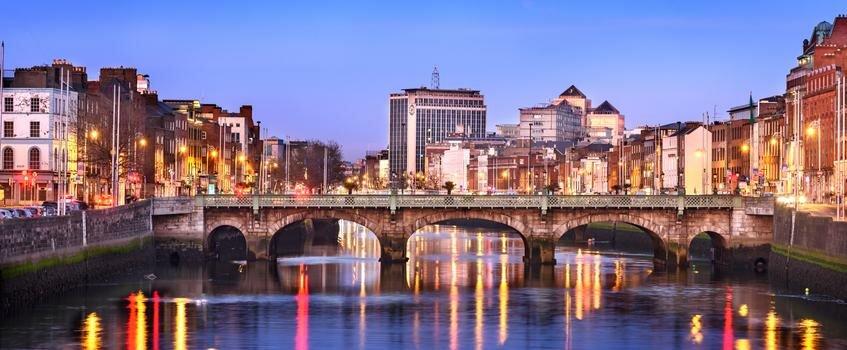 Londres para Dublin