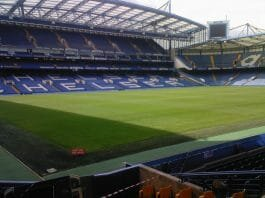 Estádio do Chelsea