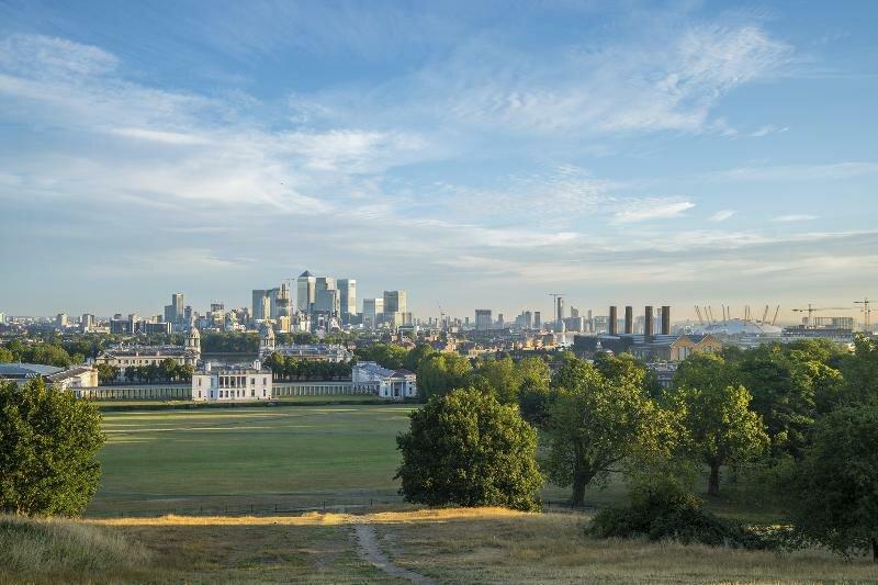 Que tal dar um pulinho até Greenwich? Foto: iStock, Getty Images