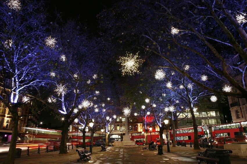 Natal em Londres