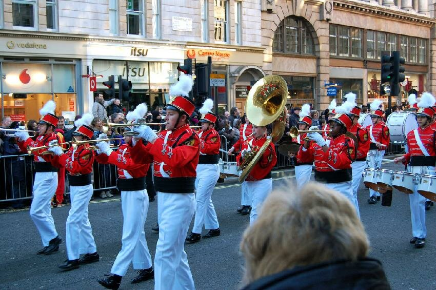 New Year's Parade