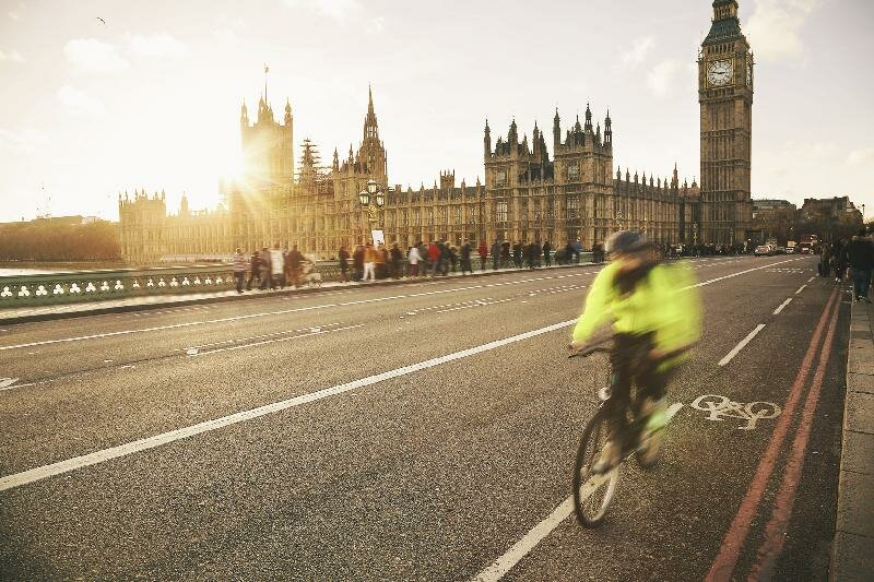 Em Londres, seguro de viagem não é exigência para entrar no país. Foto: iStock, Getty Images