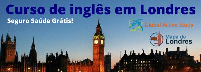Curso de inglês em Londres CTA