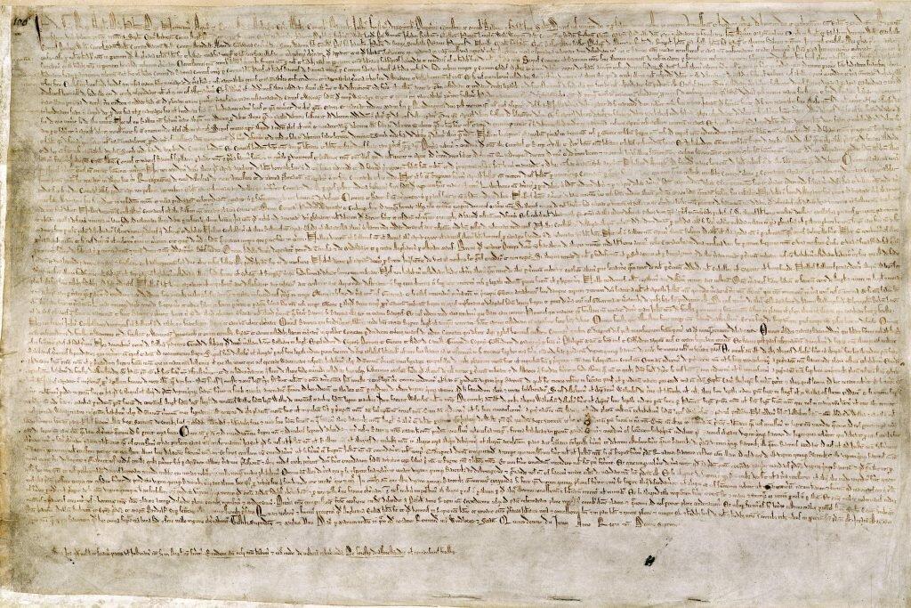 O que é Carta Magna, o primeiro passo para a monarquia parlamentarista