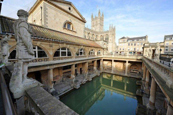 Bath - Cidades Medievais