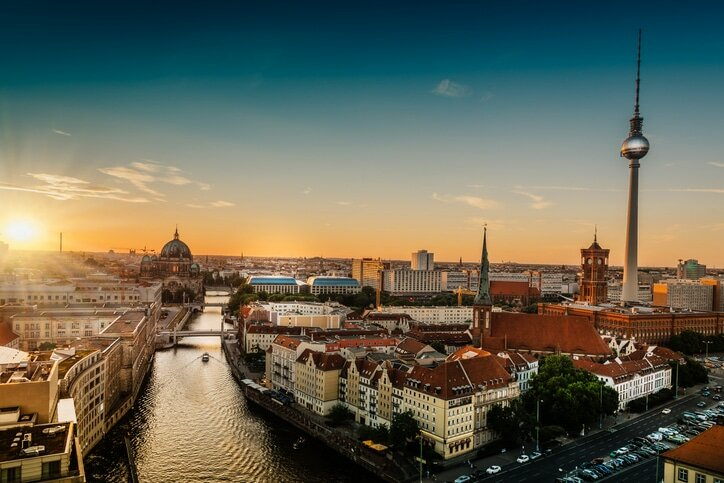 Berlim - cidades da Europa