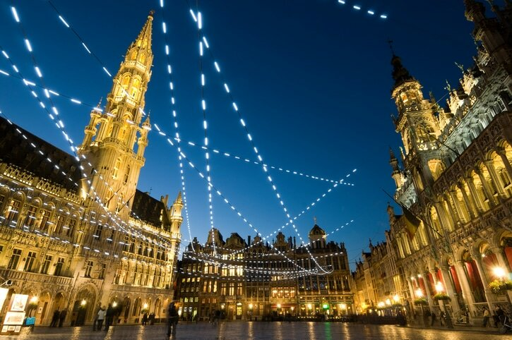 Grand Place de Bruxelas
