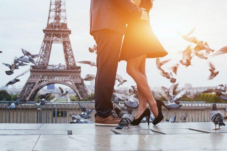 Paris é uma das principais cidades da Europa
